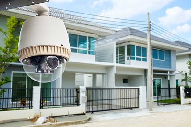 Areas to avoid for Security Camera Installation