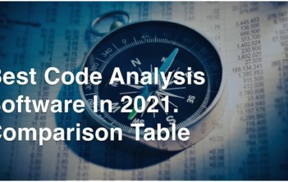 Best Code Analysis Software In 2021
