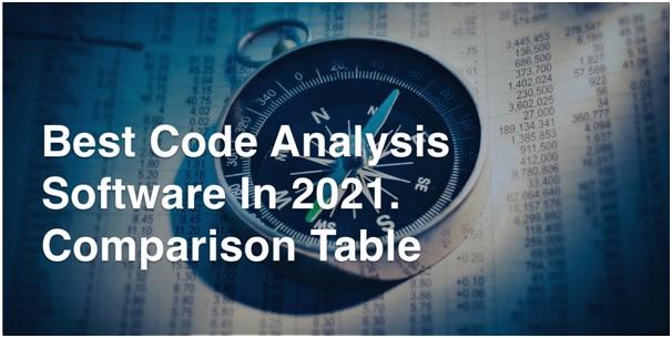 Best Code Analysis Software In 2021