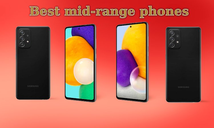 Some of the best mid-range phones that you may consider buying