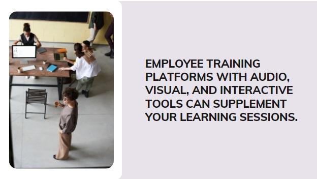 Provide flexible learning