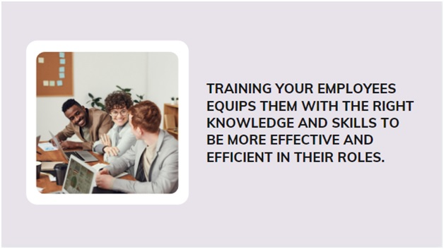 Why employee training is crucial
