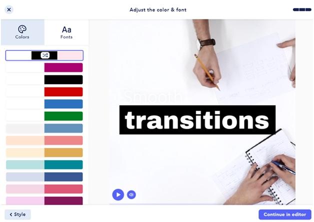 Design attractive thumbnails. 2