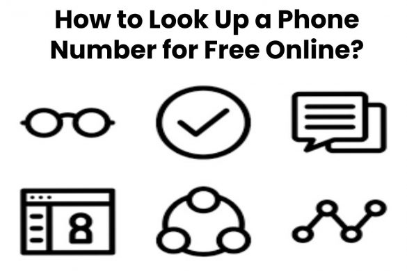 How to Look Up a Phone Number for Free Online?