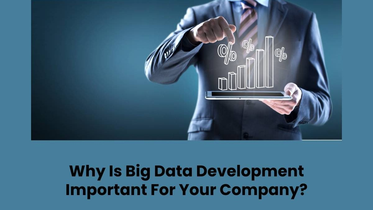 Why Is Big Data Development Important For Your Company?