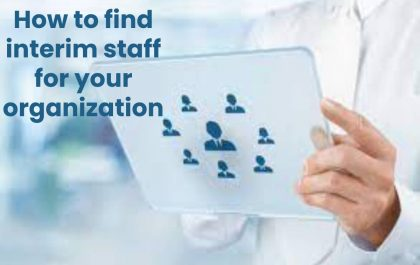 How to find interim staff for your organization