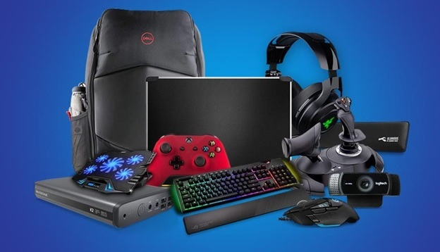 Buy all those peripherals