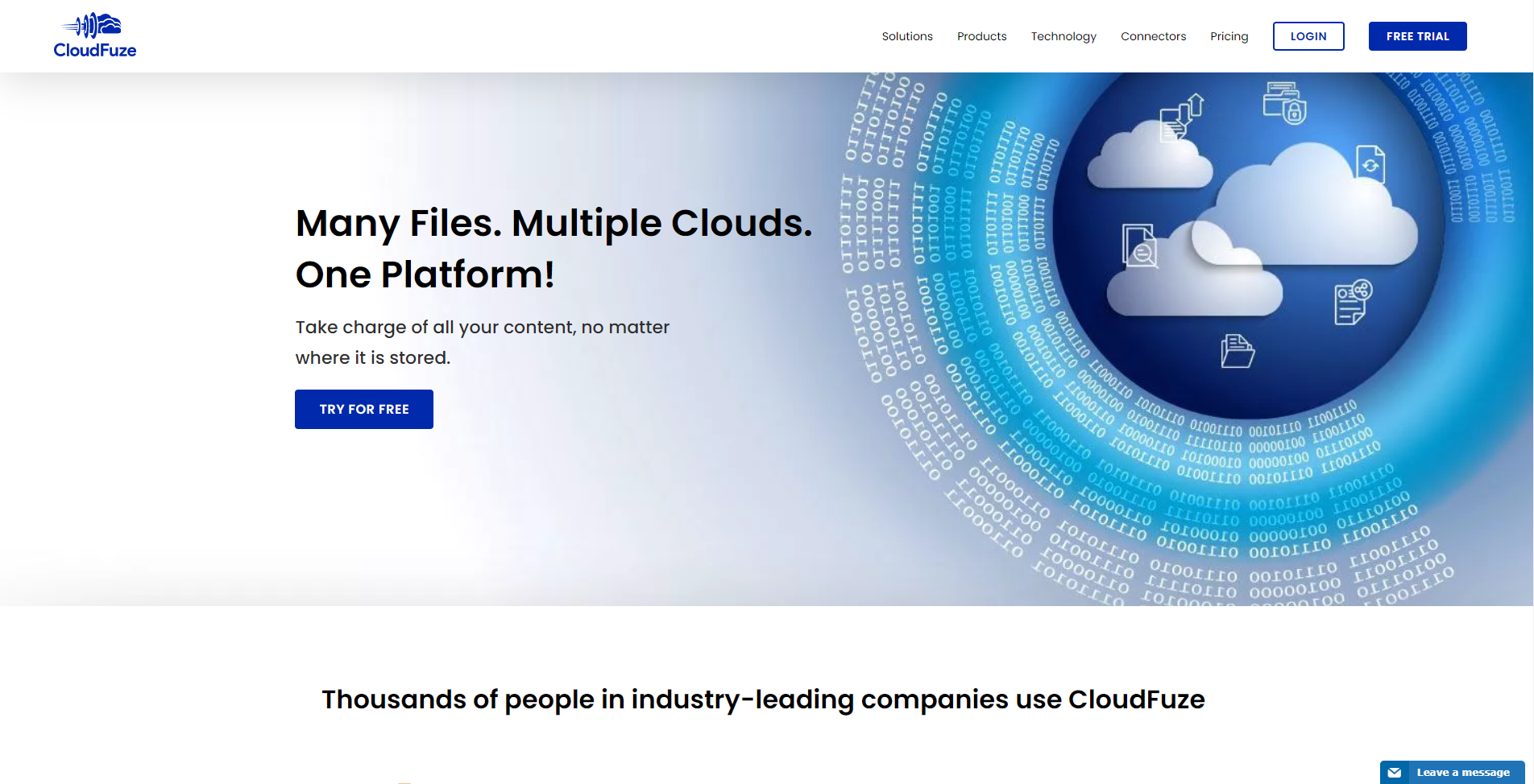 Combine Your Digital Storage All In One Place
