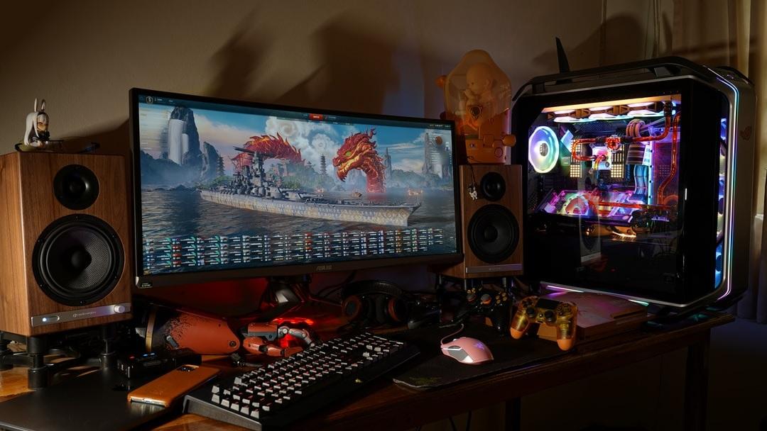 3. Invest in superior gaming equipment