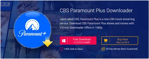 Y2Mate Paramount Plus downloader software, an unlimited download option