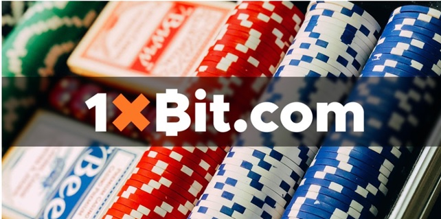 Bonuses for the Bitcoin bet on crypto – 1xBit, registration and playing