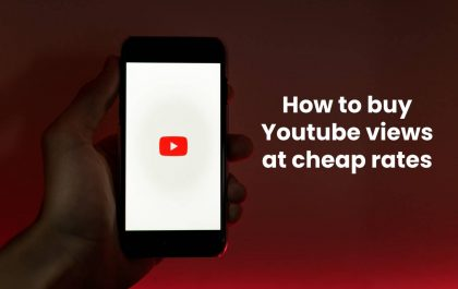 How to buy Youtube views at cheap rates