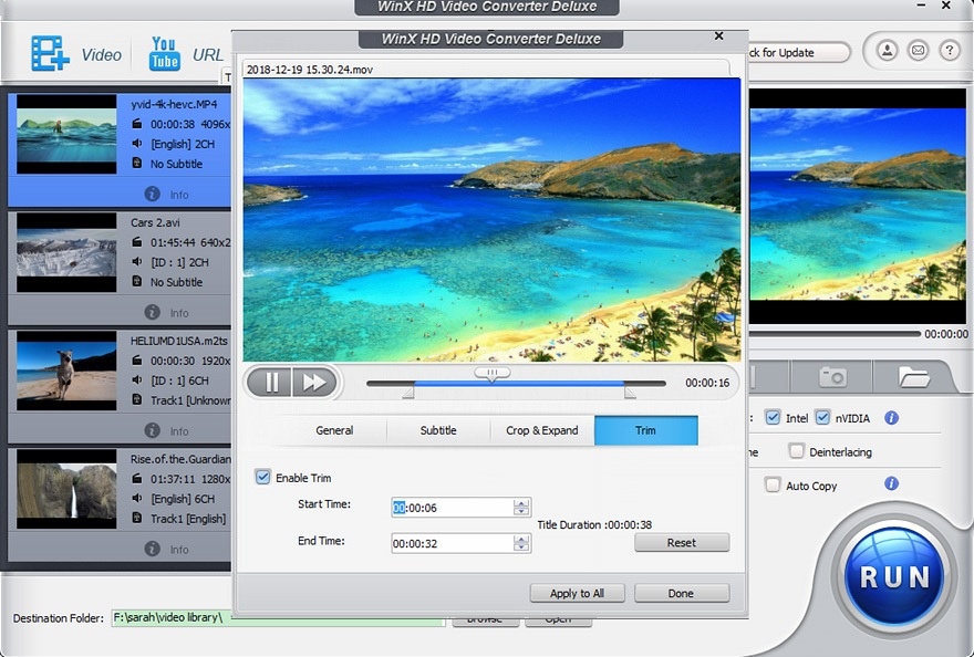 It is Time to Try out the Features of Winx Video Converter