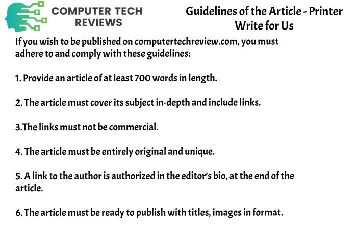 guidelines printer write for PSD