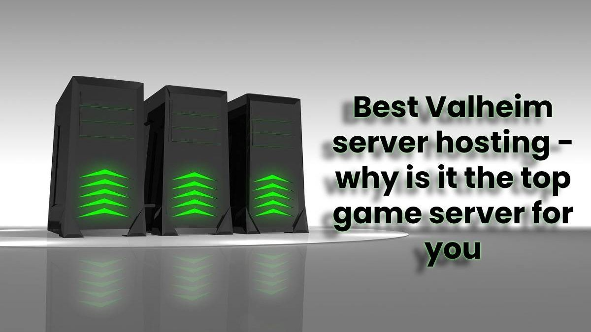 Best Valheim server hosting – why is it the top game server for you