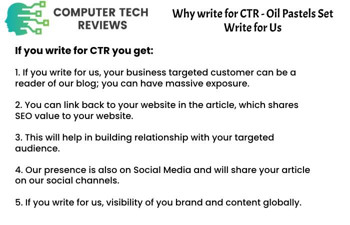 CTR Why Write for Us