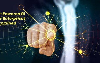 AI-Powered BI for Enterprises Explained