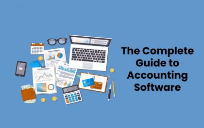 The Complete Guide to Accounting Software