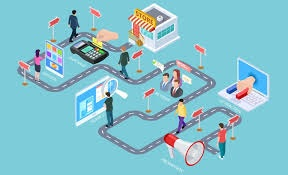 Tools for mapping out the customer's journey are important.