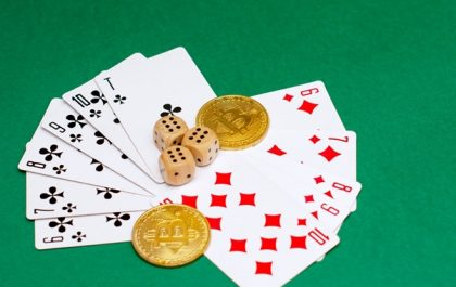 Which technology is most vital for crypto gambling at online casinos?